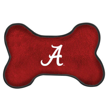 Alabama Crimson Tide Squeak Toy