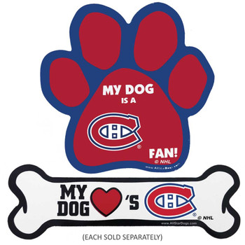 Montreal Canadiens Car Magnets