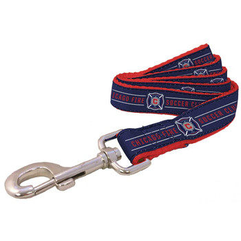Chicago Fire Pet Premium Leash
