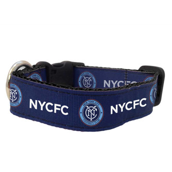 New York City FC Pet Premium Collar