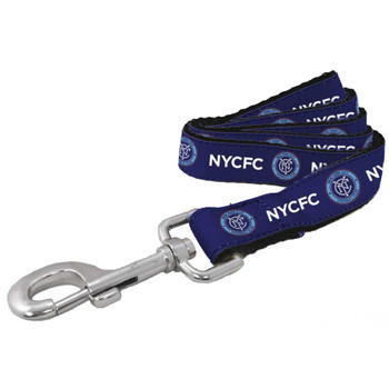 New York City FC Pet Premium Leash