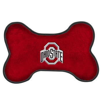 Ohio State Buckeyes Squeak Toy