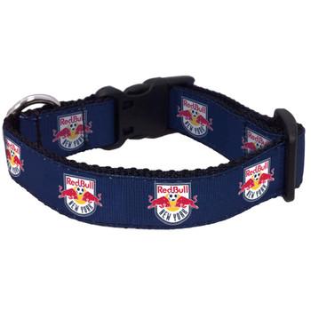New York Red Bulls Pet Premium Collar