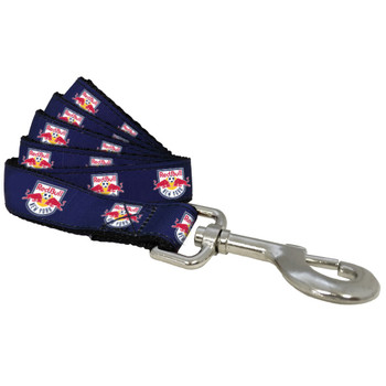 New York Red Bulls Pet Premium Leash