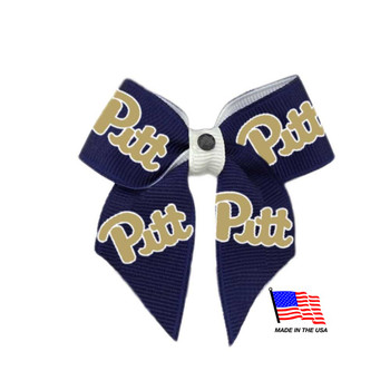 Pittsburgh Panthers Pet Hair Bow