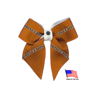 Princeton Tigers Pet Hair Bow