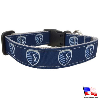 Sporting KC Pet Collar