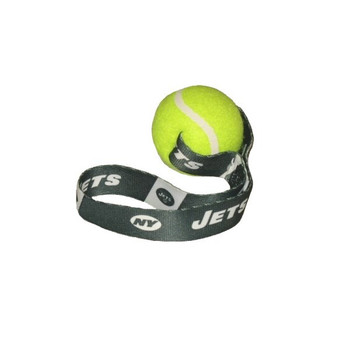 New York Jets Tennis Ball Toss Toy
