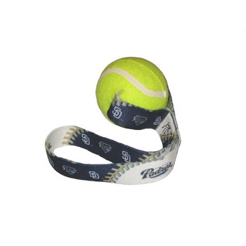 San Diego Padres Tennis Ball Toss Toy