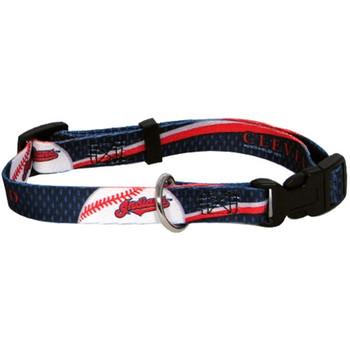 Cleveland Indians Pet Collar