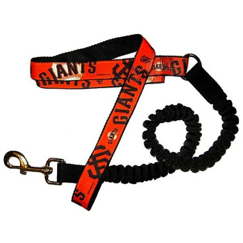 San Francisco Giants Bungee Ribbon Pet Leash