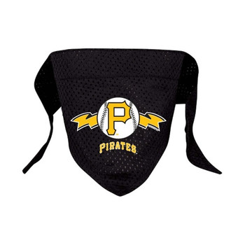 Pittsburgh Pirates Mesh Pet Bandana