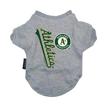 Oakland A's Pet T-Shirt