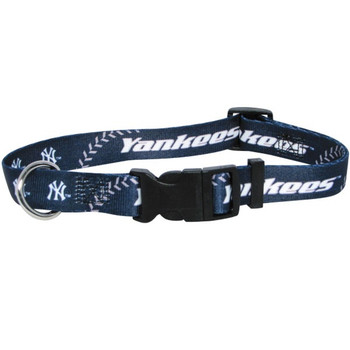 New York Yankees Pet Collar