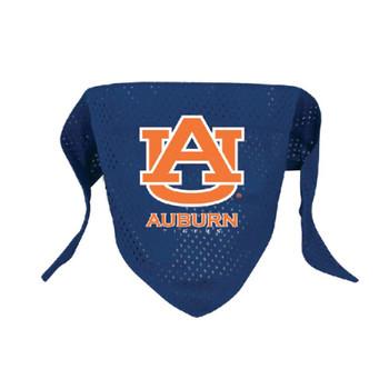 Auburn Tigers Pet Mesh Bandana
