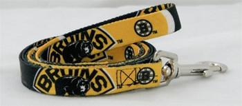 Boston Bruins Dog Leash