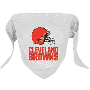 Cleveland Browns Pet Mesh Bandana