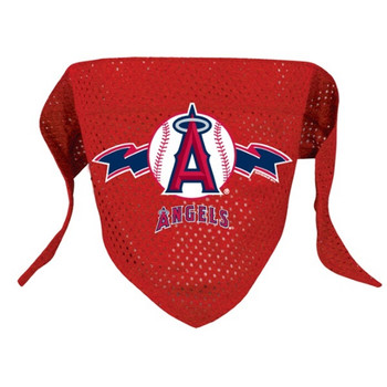 Los Angeles Angels Pet Mesh Bandana