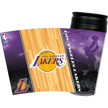 Los Angeles Lakers Acrylic Tumbler w/ Lid
