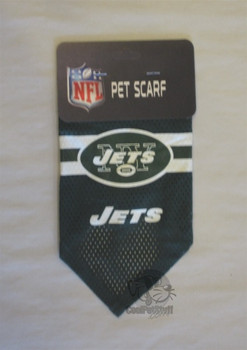 New York Jets Mesh Dog Bandana