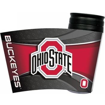 Ohio State Buckeyes Acrylic Tumbler w/ Lid