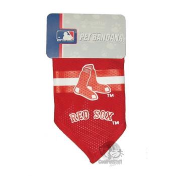 Boston Red Sox Mesh Dog Bandana - HRSX5165-0001