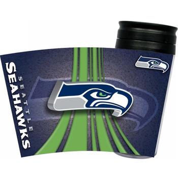 Seattle Seahawks Acrylic Tumbler w/ Lid
