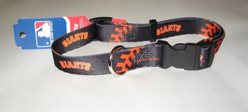 San Francisco Giants Dog Collar