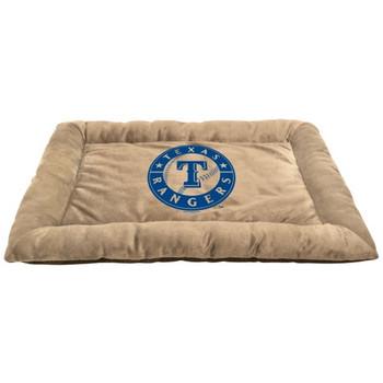 Texas Rangers Pet Bed