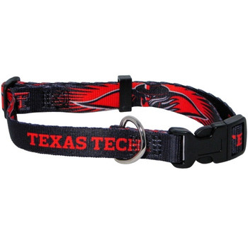 Texas Tech Pet Collar - htt4000-0001