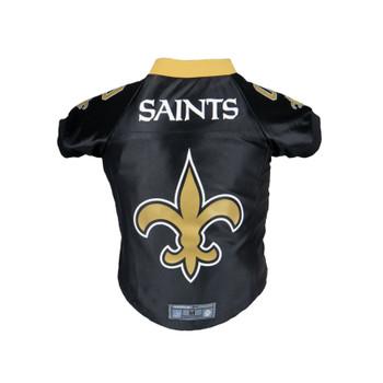 New Orleans Saints Pet Premium Jersey - Small