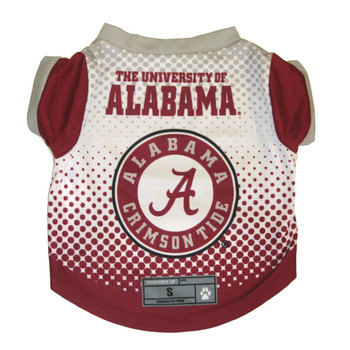 Alabama Crimson Tide Pet Performance Tee