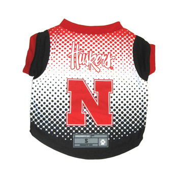 Nebraska Huskers Pet Performance Tee