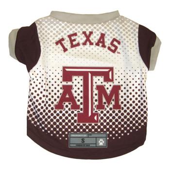 Texas A&M Aggies Pet Performance Tee