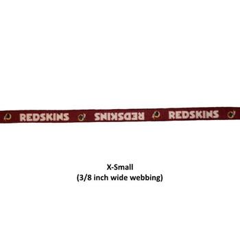 Washington Redskins Pet Nylon Collar - Small