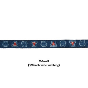 Arizona Wildcats Nylon Collar