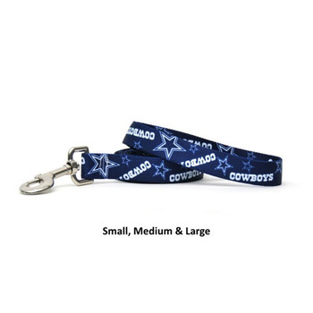Dallas Cowboys Nylon Leash