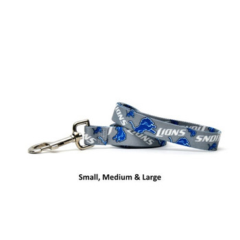Detroit Lions Nylon Leash