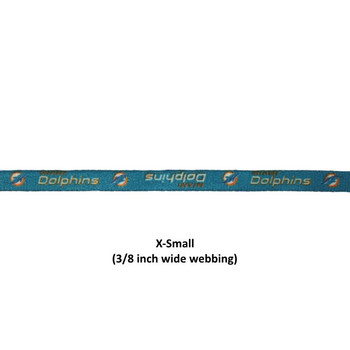 Miami Dolphins Nylon Leash