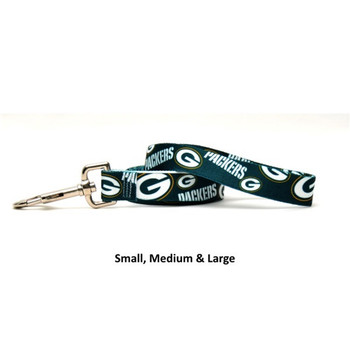Green Bay Packers Nylon Leash