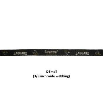 Jacksonville Jaguars Nylon Leash