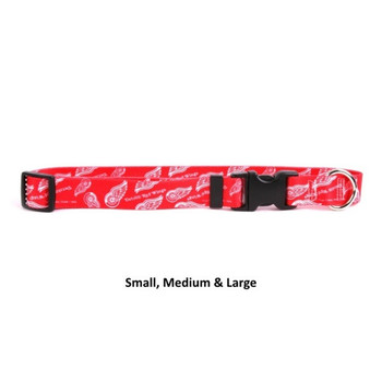 Detroit Red Wings Nylon Collar