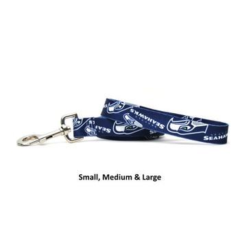 Seattle Seahawks Nylon Leash