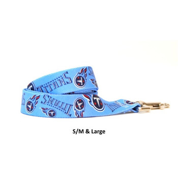 Tennessee Titans Nylon Leash