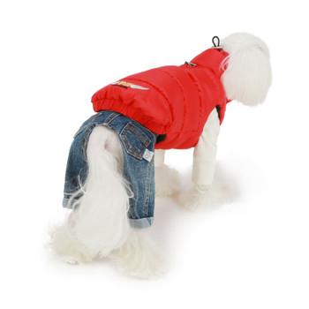Puppy Angel Geolgine HQ Washed Denim Pants - Blue