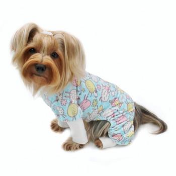 Ultra Soft Minky Funny Sheep Pet Dog Pajamas & Optional Blanket