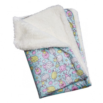 Ultra Soft Minky Funny Sheep Pet Dog Pajamas & Optional Blanket