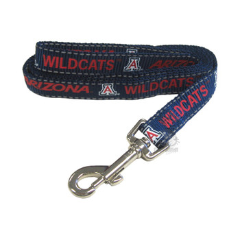 Arizona Wildcats Pet Reflective Nylon Leash