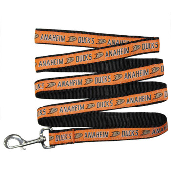 Anaheim Ducks Pet Leash by Pets First