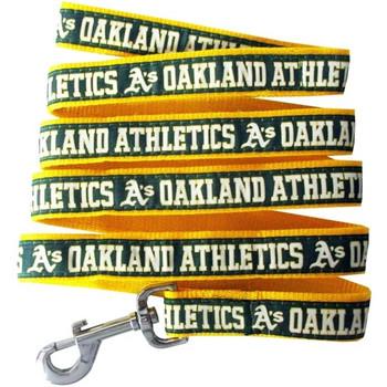 Oakland A's Pet Leash - PFATH3031-0001